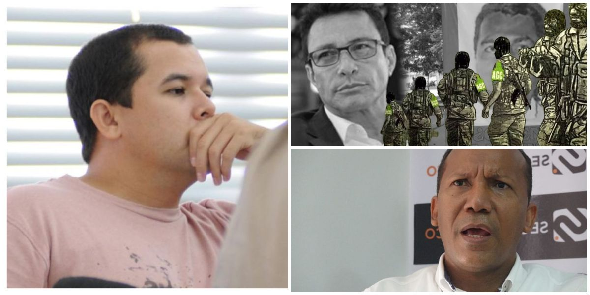 José Gregorio Rojas, alias 'Yoyo' Rojas, volvió a mencionar vínculos de Carlos Caicedo con homicidios de la Unimagdalena.
