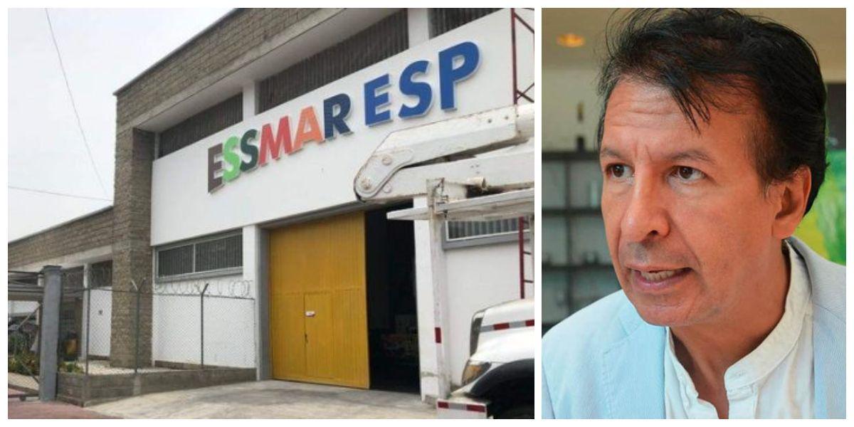 El director de la Red de Veedurías de Colombia hizo públicas unas advertencias sobre sanción de la Essmar a Interaseo.