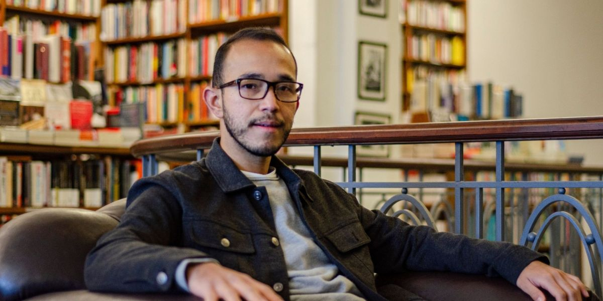 David Escobar De Lavalle, escritor samario.