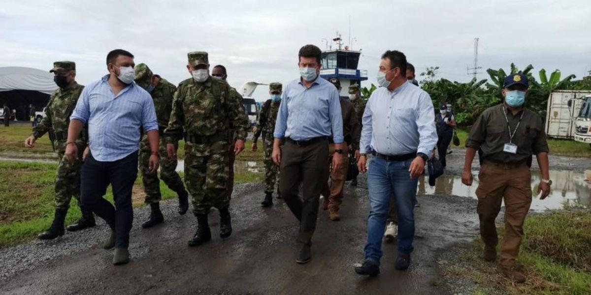 Una nueva masacre se registró este domingo en Colombia.