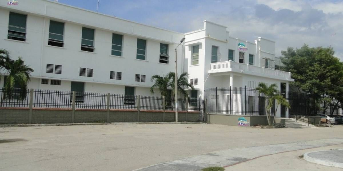 Hospital San Cristóbal de Ciénaga.