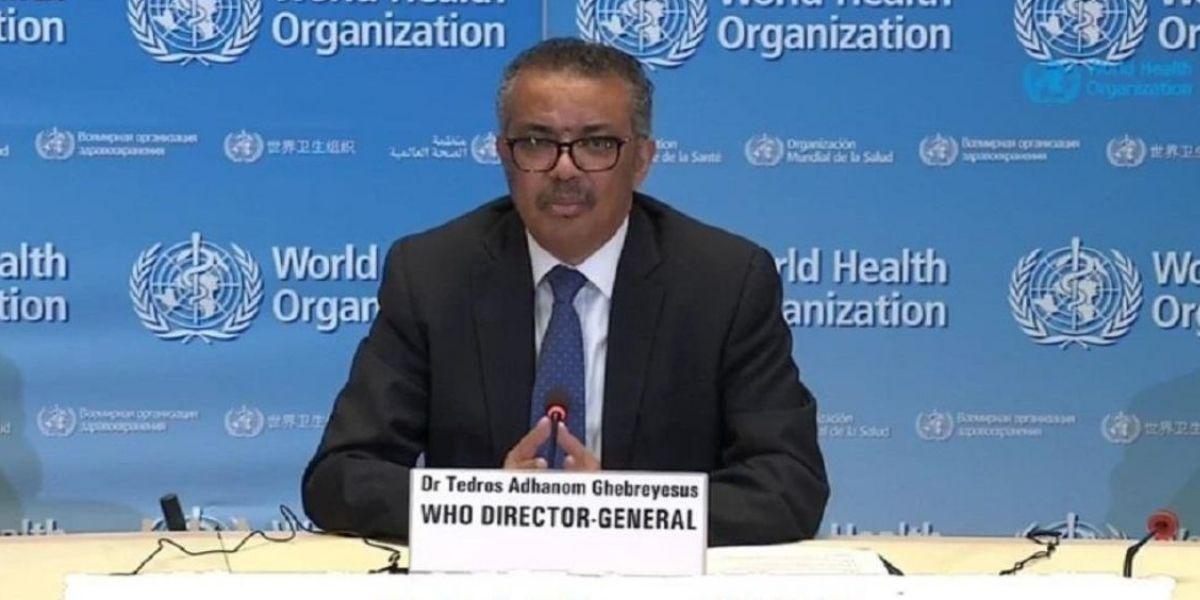 Director de la Organización Mundial de la Salud.
