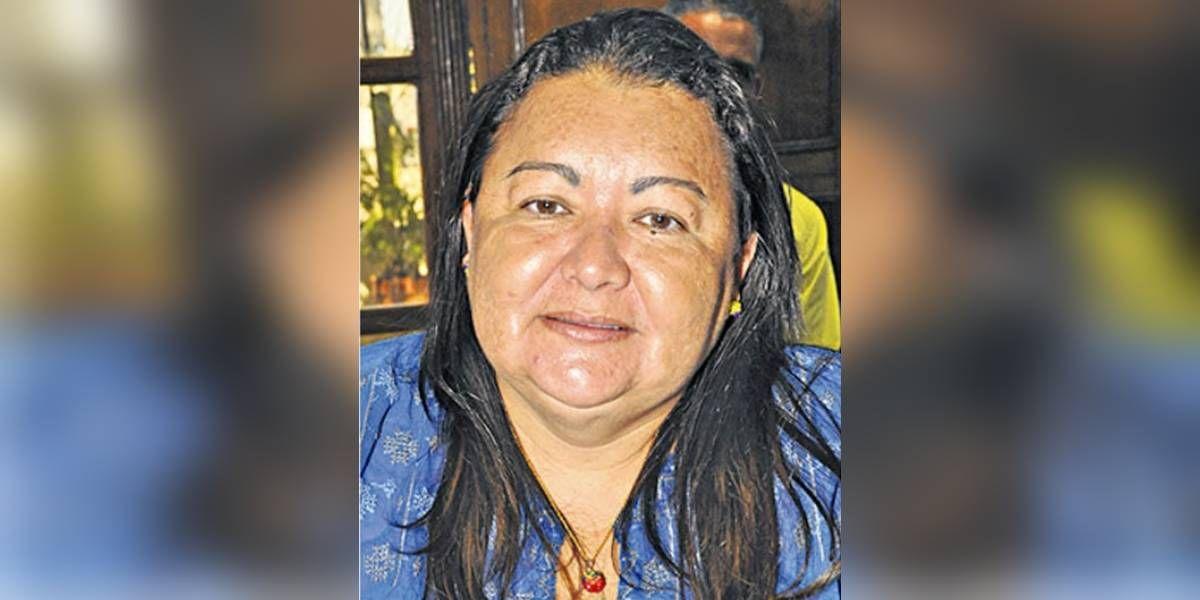 Maribel Andrade Zambrano.