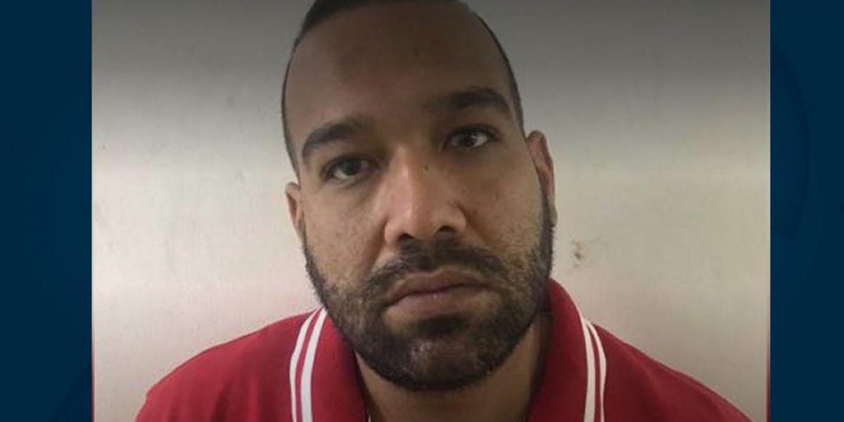 Carlos Gómez Romero, alias 'JK'.