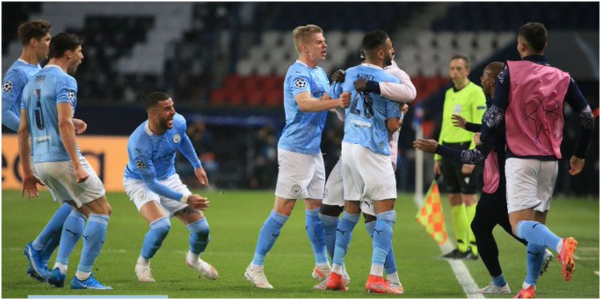 El City conquistó un triunfo importante de visitante frente al PSG.