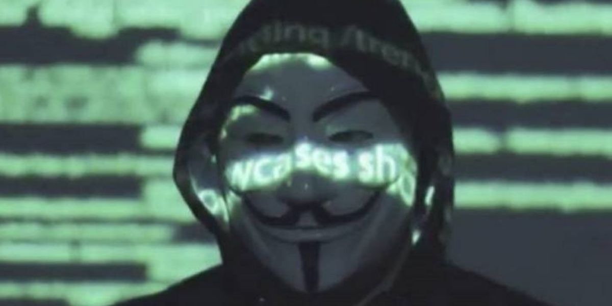 Anonymous Colombia.
