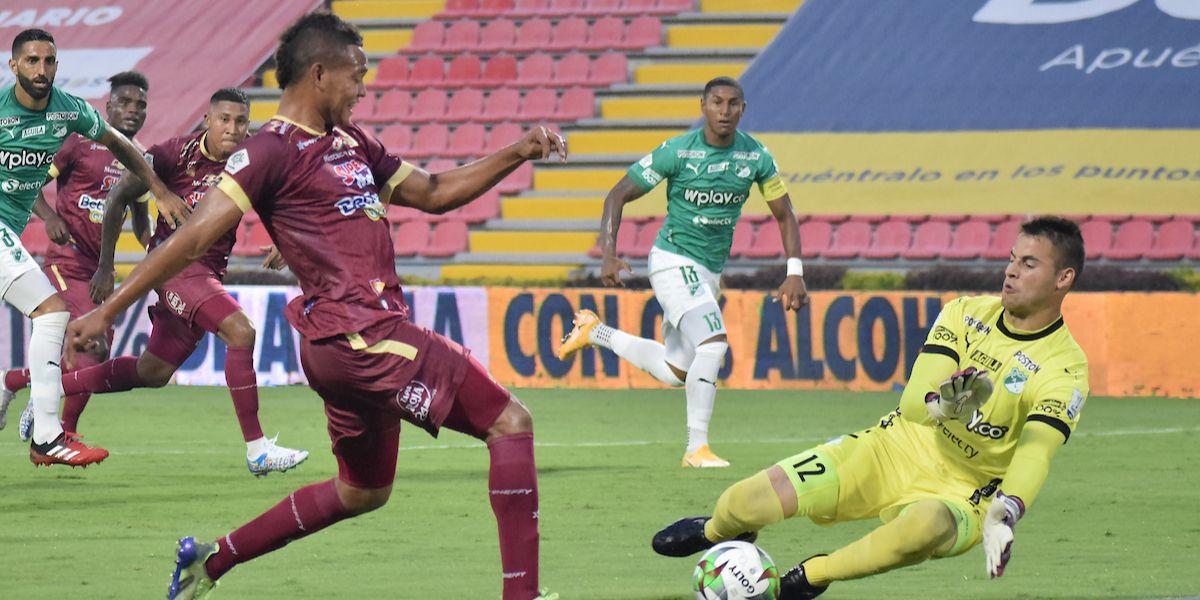 El ganador de la serie se enfrentará en semifinales a La Equidad.