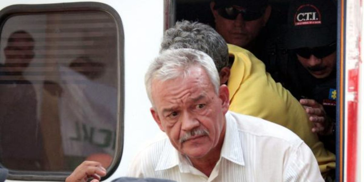 Manuel Ibarra.