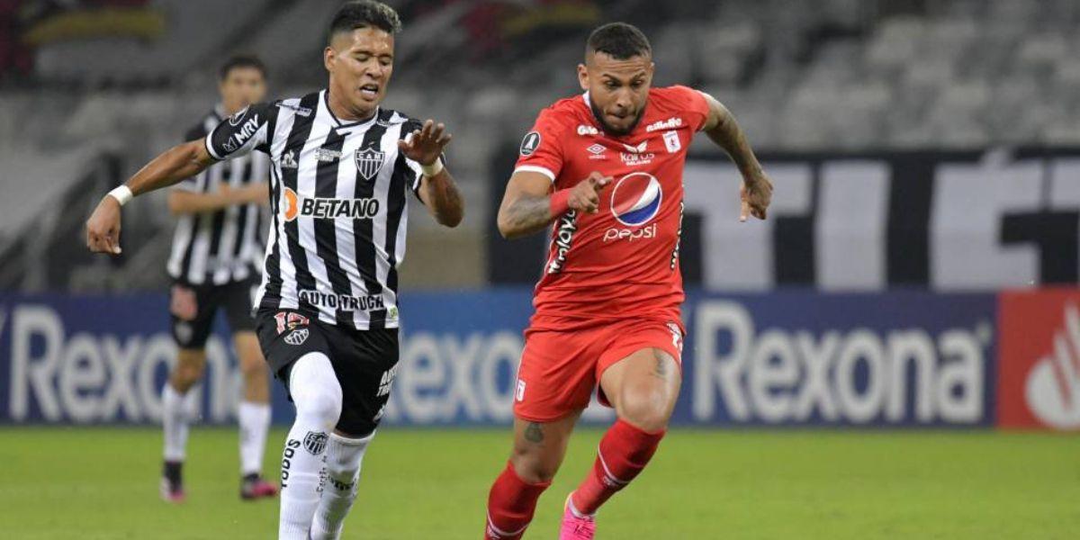 En la primera ronda los brasileños se impusieron a los colombianos.