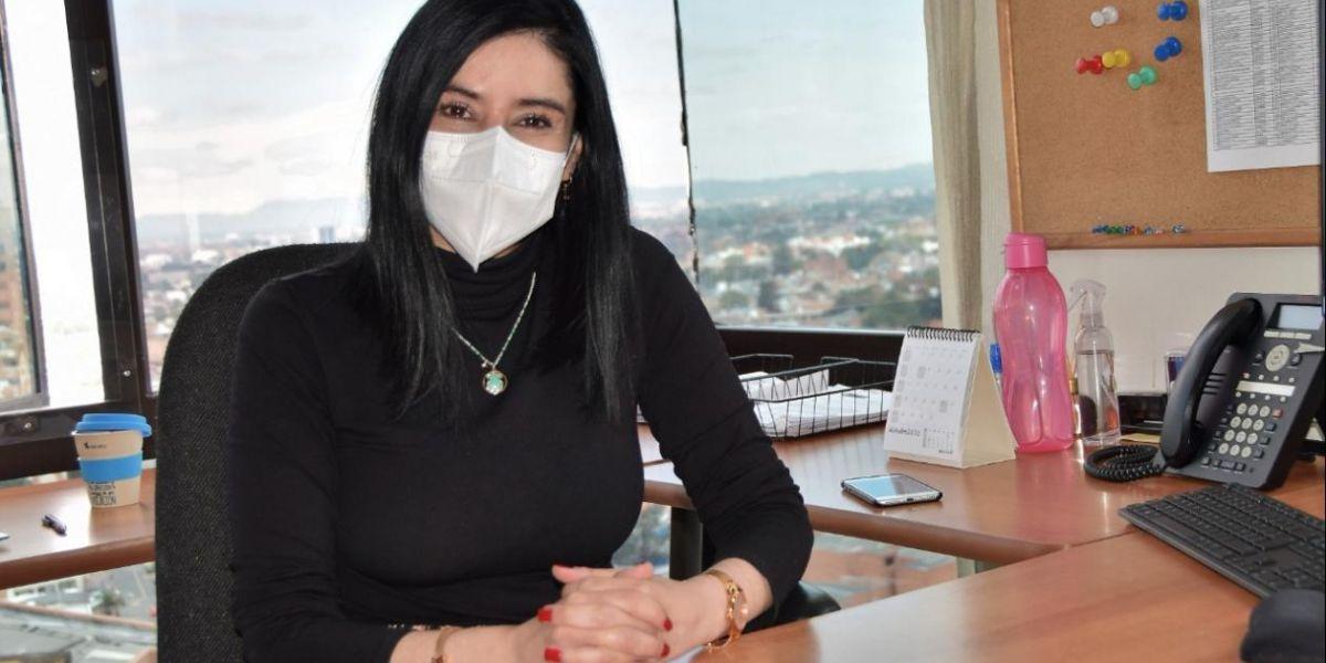 Karen Rincón, directora de Prestación de Servicios de Minsalud.