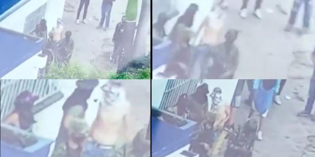 Disturbios en Yumbo, Valle del Cauca.
