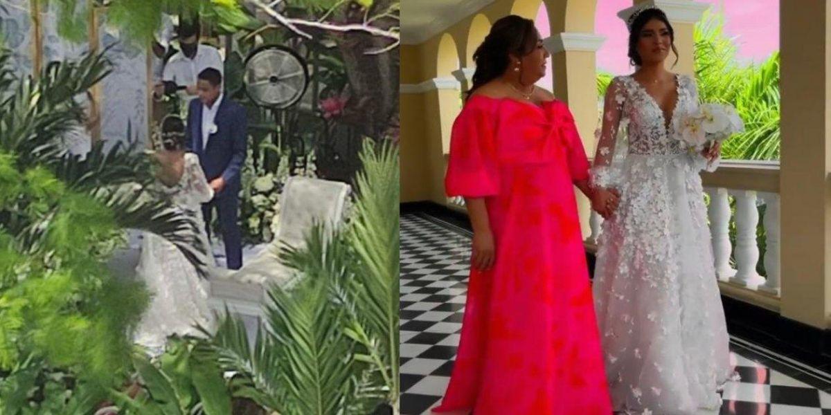 Matrimonio de Luis Muriel.