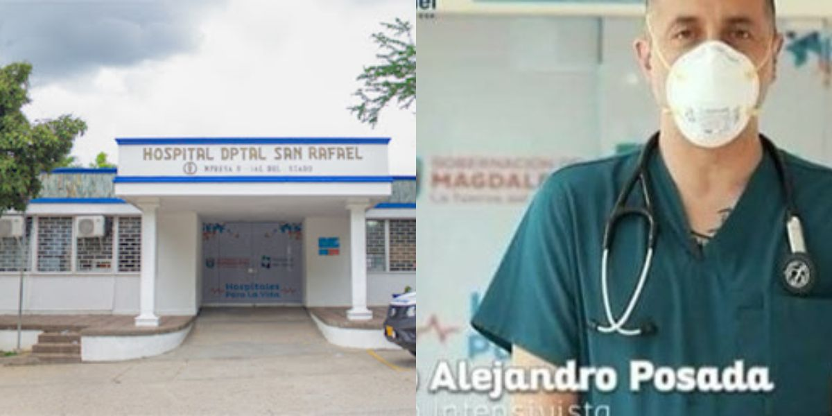 Realizarán un plantón en las afueras del hospital San Rafael.