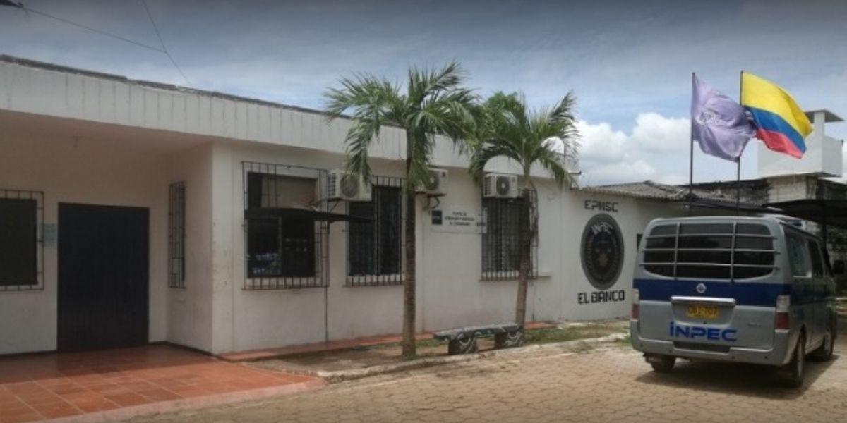 Cárcel de El Banco.
