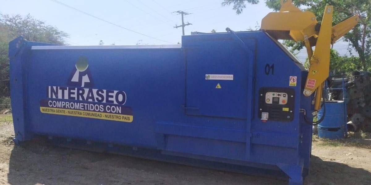 Así será la nueva caja compactadora.