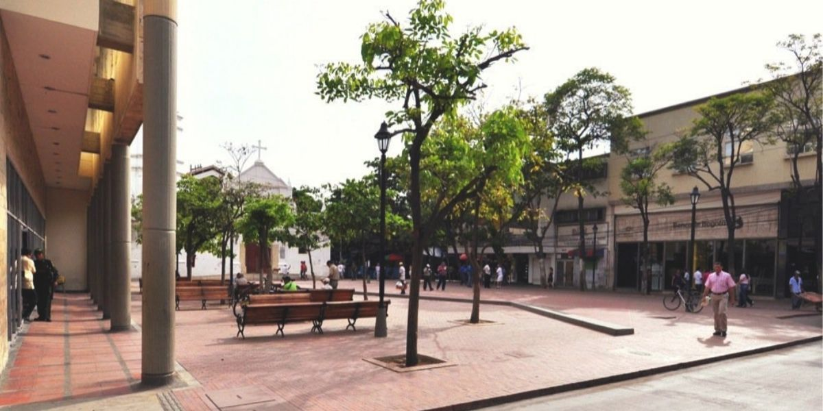 Plaza San Francisco.