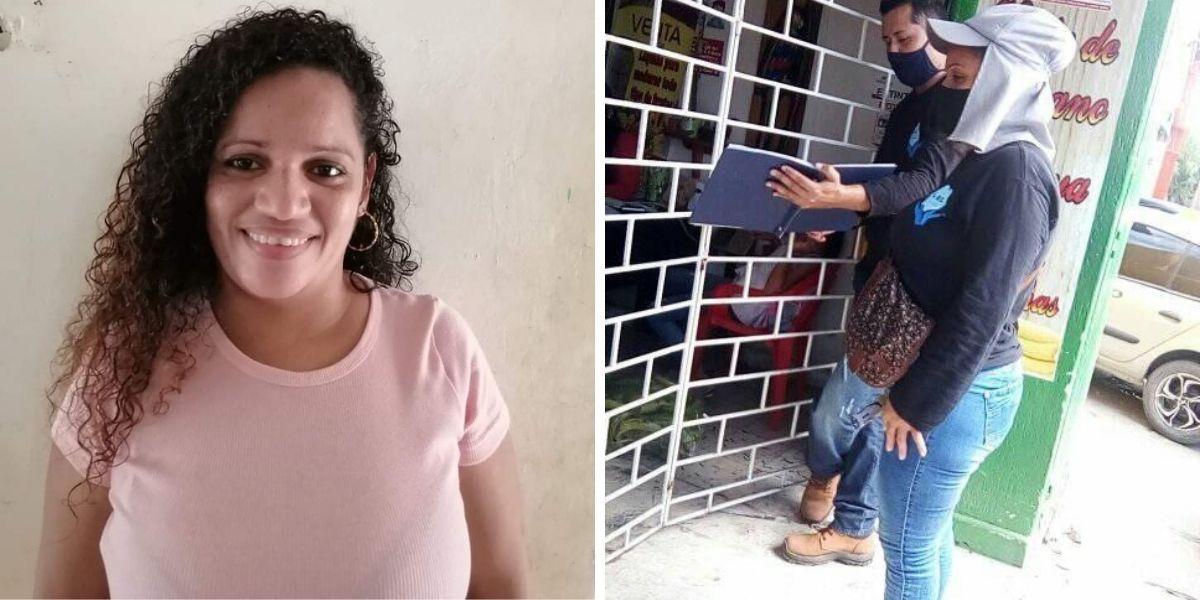 Juana Iris Ramírez Martínez.