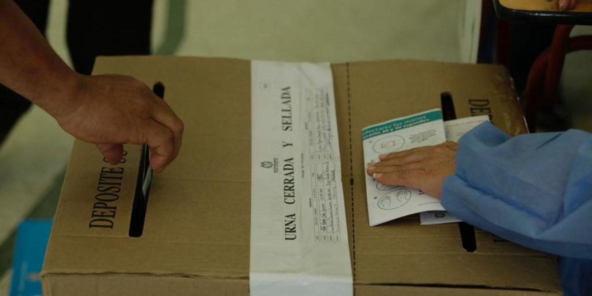 La autoridad electoral en Colombia le solicitó a la Misión Internacional Completa de la Unión Europea apoyo para la observación de los comicios.