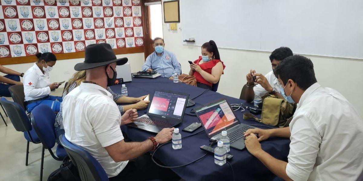 La Gobernación del Magdalena tomó la decisión teniendo en cuenta la información reportada por el Ideam.