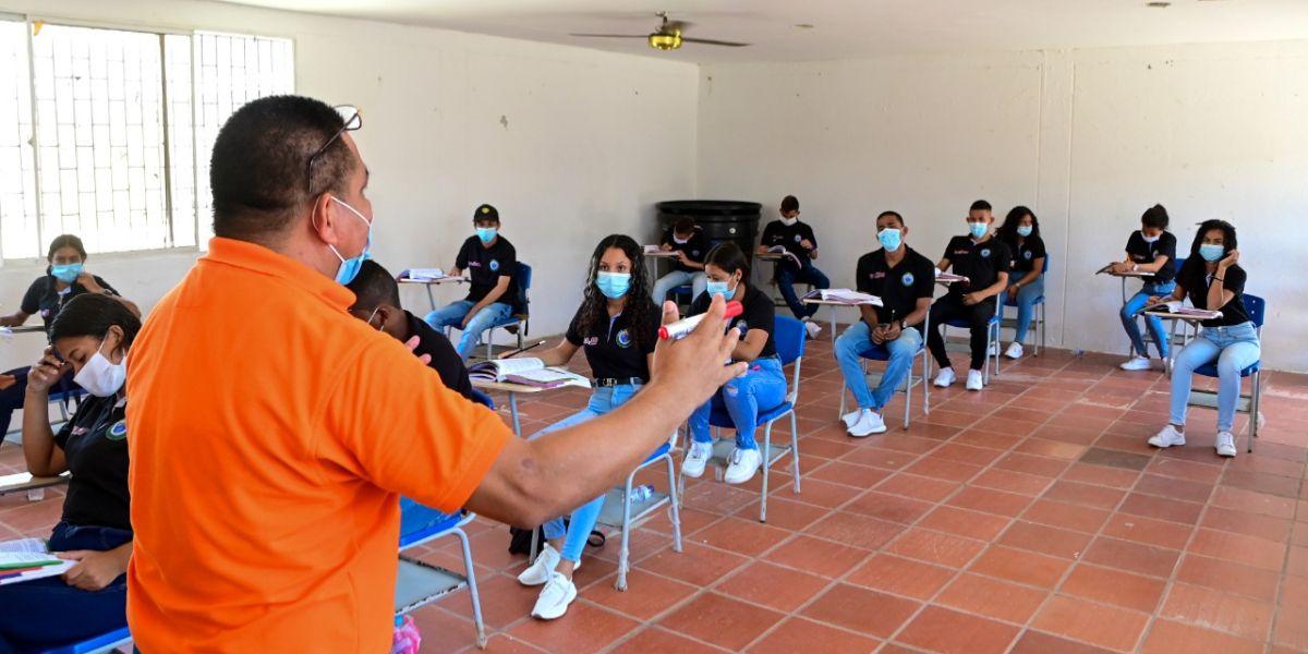 La iniciativa hace parte de la Movilización por la Calidad Educativa.