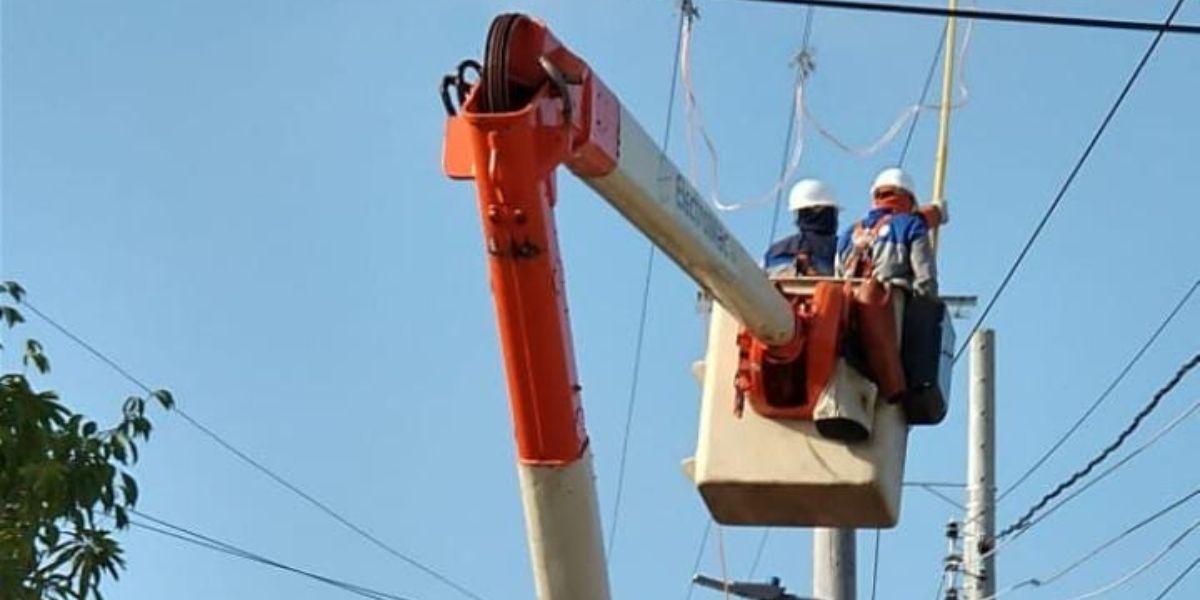 Durante la jornada estarán sin energía varios sectores.