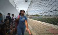 La estudiante de Unimagdalena detrás del vídeo 'Pescaito'