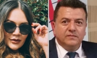 Lina Tejeiro y Hugo Ospina.