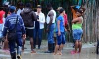Monitoreos por parte de la Alcaldía de Ciénaga en sectores vulnerables a las inundaciones