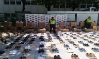 Mercancía de contrabando