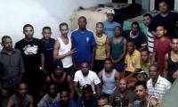 Colombianos recluidos