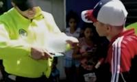 Yandys José Correa Bru, de 25 años, fue capturado por la Policía en Montería