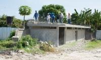 Reiniciaron las obras del Parque del Sol y la cancha la Nevada en Ciénaga