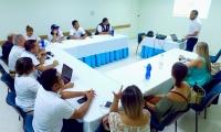 Personal médico de los Bolivarianos