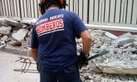 Cuerpo de Bomberos atendió la emergencia.
