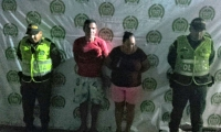 Hermanos González Ariza, señalados de hurtar un celular