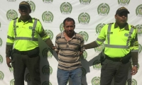 Jairo Díaz Gómez, capturdo.