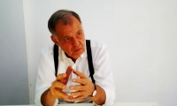 El exprocurador Alejandro Ordoñez visitó la redacción de Seguimiento.co.