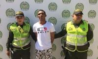 Alias 'Sigilo', capturado por robar hoteles y hostales de Santa Marta