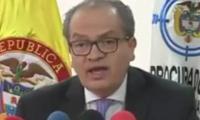Procurador General de la Nación, Fernando Carrillo Flórez.