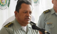 El general Jorge Hernando Nieto.