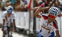 La venezolana, Lilibeth Chacón se quedó con el oro.