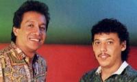 Diomedes Díaz y Juancho Rois