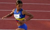 Muriel Coneo, reconocida atleta que participará en los 1.500 metros planos.