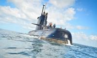 El submarino desapareció la semana pasada.
