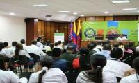 La socialización final de la caracterización estuvo a cargo de la licenciada magíster Norma Vera Salazar, presidenta de la Red de Mujeres del Magdalena.