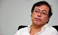 Gustavo Petro, exalcalde de Bogotá, se pronunció en Twitter por la captura de Carlos Caicedo.