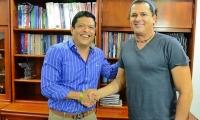 Pablo Vera y Carlos Vives