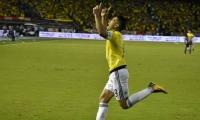 Falcao García espera poder jugar su primer Mundial.
