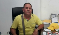 Concejal, Francisco Salazar Amaris.