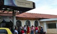 En el Hospital General de Barranquilla falleció el hombre apuñalado en el barrio El Rosario.